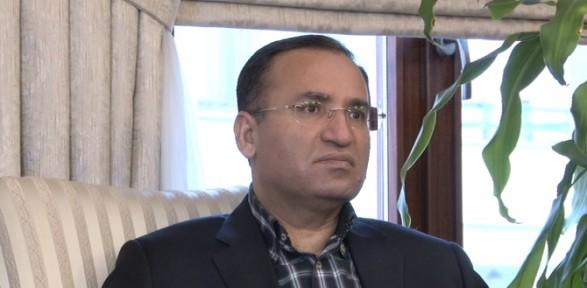 Adalet Bakanı'ndan 2015 Uyarısı