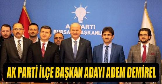 AK Partide Başkan Adayı Belli oldu
