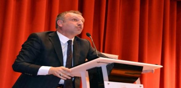 Ak Parti'li Vekilden Aym Başkanı'na ''kılıç'' Gibi Açıklama