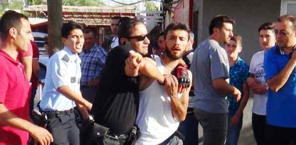 Aksaray'da Bıçaklı Sopalı Kavga: 5 Yaralı