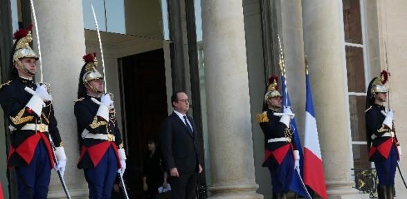 Aliyev, Hollande Ile Görüştü
