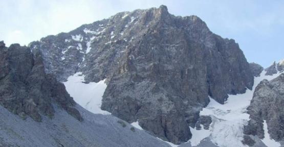 Alman Dağcı Kaçkar Dağı