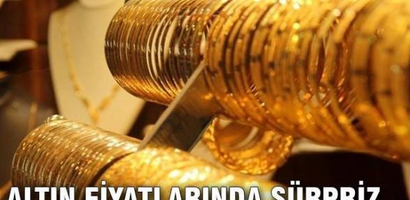 Altın fiyatlarında sürpriz bekleniyor!