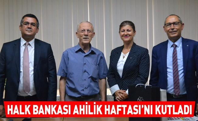Halk Bankası Ahilik Haftası'nı kutladı