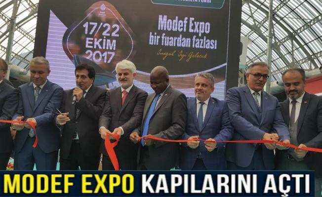 MODEF EXPO Kapılarını Açtı
