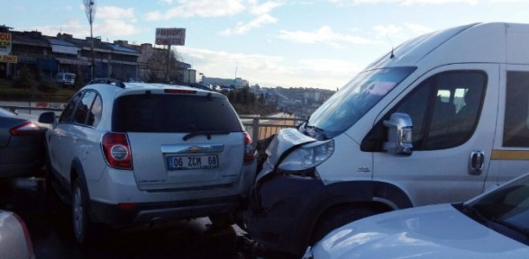 Ankara'da Enteresan Olay