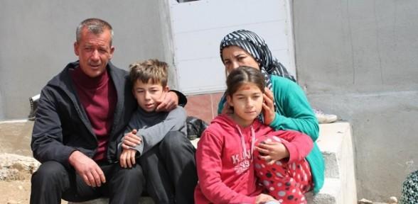 Anne-babaları barışmayan çocuklar evden kaçtı