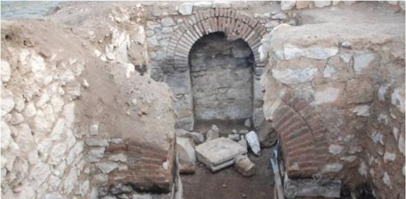 Antik Kentte Tabandan ısıtmalı Teknoloji