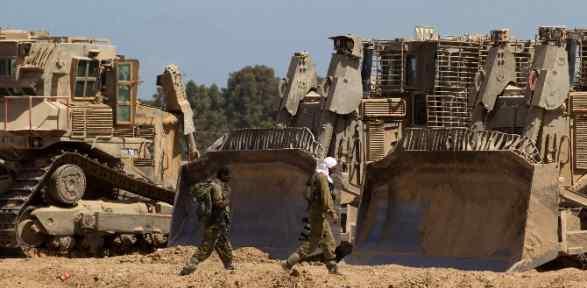 Askeri Kayıplar İsrail'e Geri Adım Attırdı