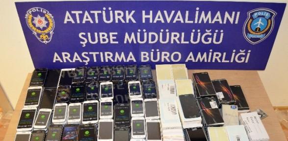 Atatürk Havalimanı'nda