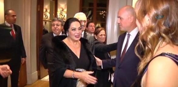 Atina'da 'türkan Sultan'lı Kutlama