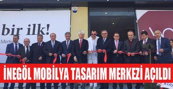 Atölye İnegöl Mobilya Tasarım Merkezi Açıldı