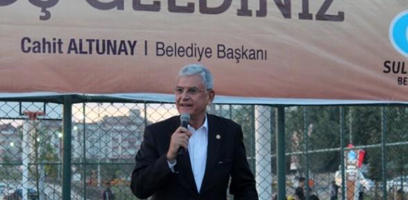 Bakan Bozkır: AK Parti'siz bir hükümet...