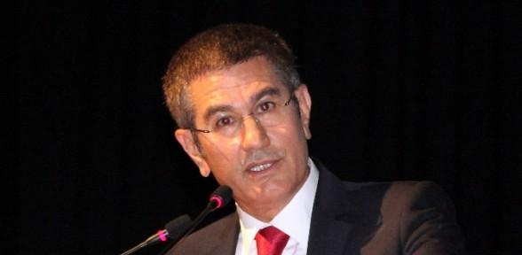 Bakan Canikli: