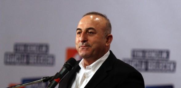 Bakan Çavuşoğlu'ndan yoğun telefon diplomasisi