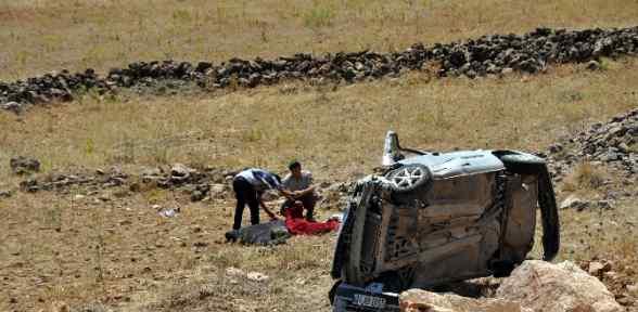 Bakan Köyünde Kaza: 1 ölü, 6 Yaralı
