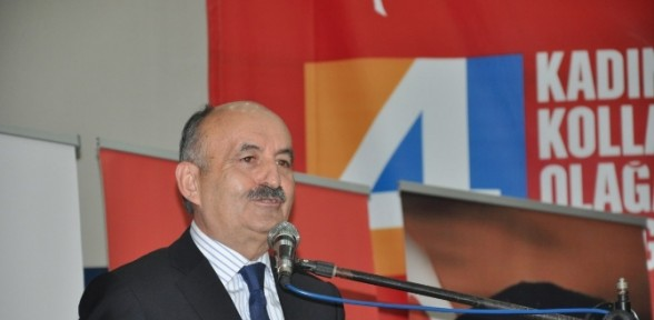 Bakan Müezzinoğlu:
