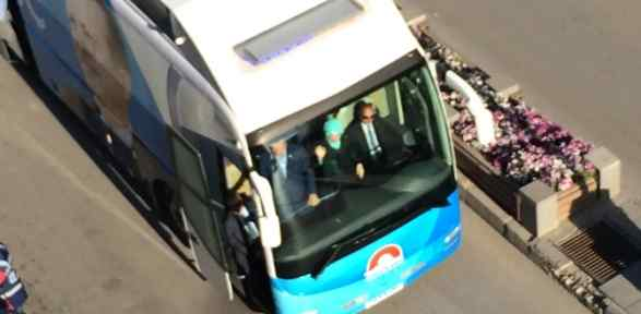 Başbakan Mardin'e Hareket Etti
