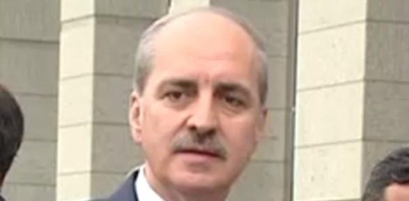 Başbakan Yardımcısı'ndan ''Kobani'' açıklaması