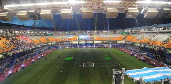 Başbakan Yeni Stadın Açılışını Yapacak
