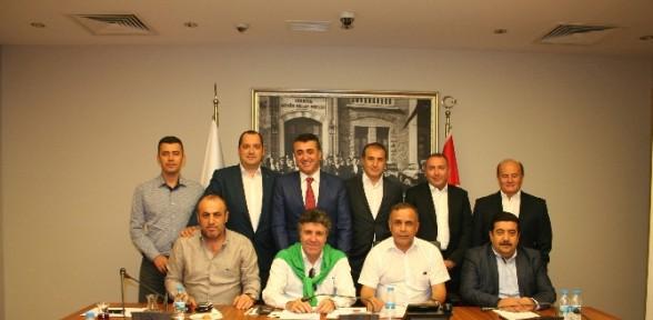 Başkanlar İstanbul'da Toplandı