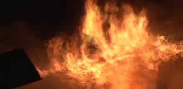 Başkent'te Alevli Gece