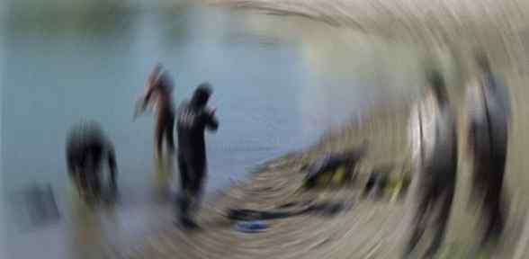 Batman'da Facia: 5 Kız çocuğu Gölette Boğuldu