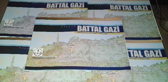 Battal Gazi Dergisi Yayımlandı