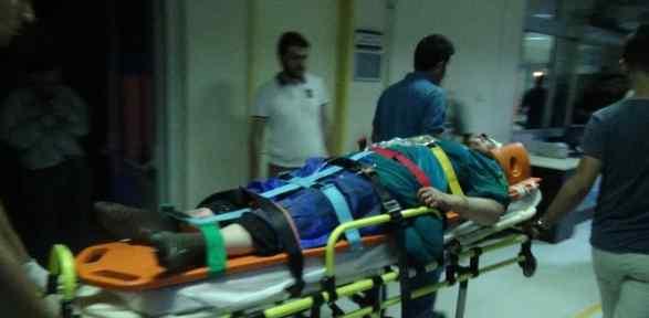 Bayram Ziyareti: 1 ölü, 6 Yaralı