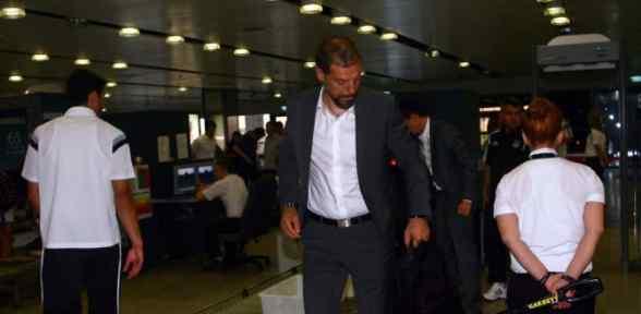 Beşiktaş Hollanda'ya Gitti