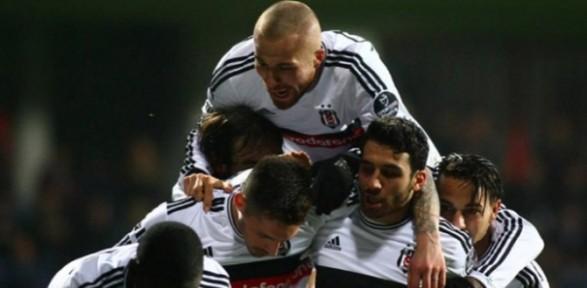 Beşiktaş Kupada Sahne Alıyor