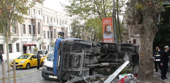 Beşiktaş'ta Bu Sabah