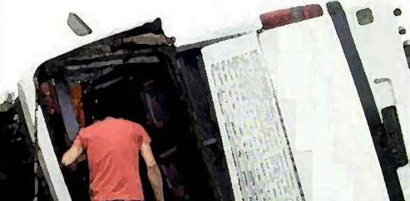 Bingöl'de Feci Kaza: 33 Yaralı
