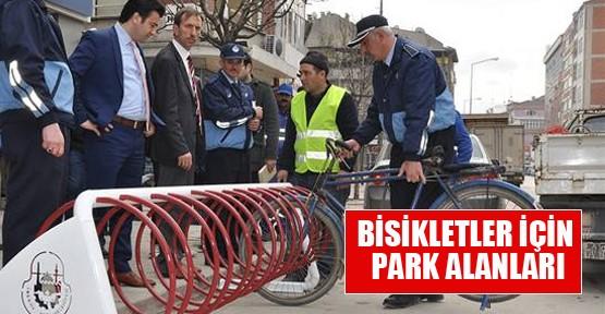 Bisiklet Park Alanları
