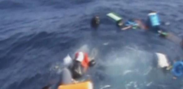Bodrum'da Kaçak Teknesi Battı: 8 Kayıp