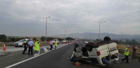 Bolu'da Feci Kaza: 2 ölü, 7 Yaralı