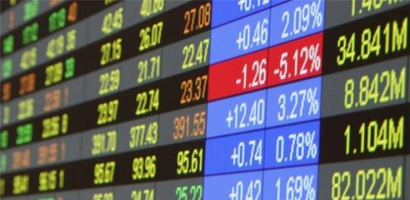 Borsa 2015'e Düşüşle Başladı