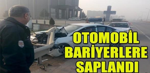 Bursa-Ankara Karayolunda Feci Kaza
