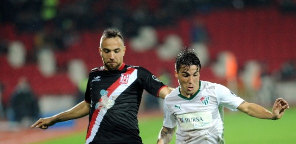 Bursasporlu Josue Süper Ligi Eleştirdi