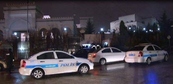 Büyükelçilik Görevlisine Silahlı Saldırı: 1 Yaralı