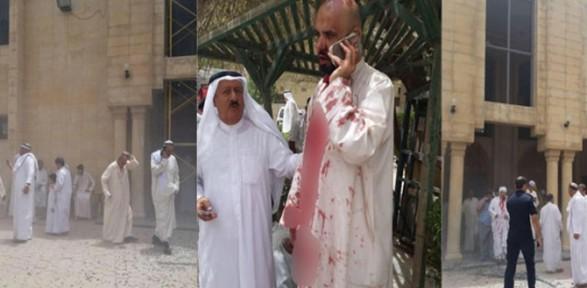 Cami saldırısında bilanço arttı: 25 ölü
