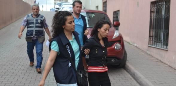 Cani anne ve sevgilisi tutuklandı
