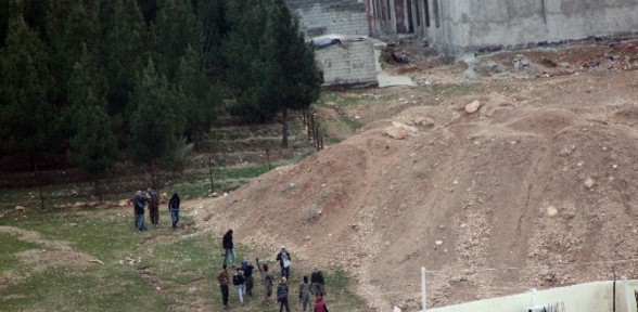 Cizre'de Olaylı Gece: 2 ölü, 3 Yaralı