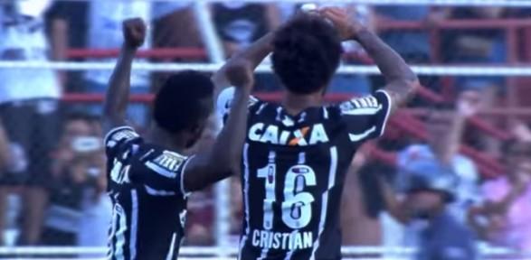Cristian Baroni ilk golünü attı