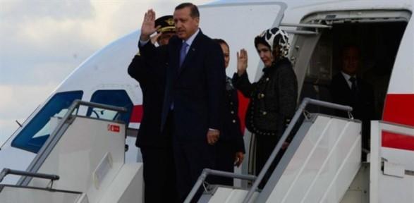 Cumhurbaşkanı Katar Yolcusu