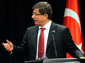 Davutoğlu, Meclis'e bilgi verecek