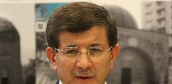 Davutoğlu: