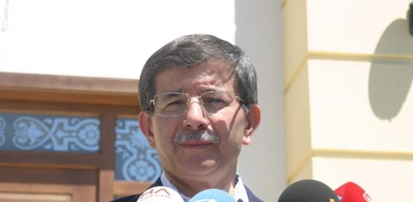 Davutoğlu'ndan Net Talimat