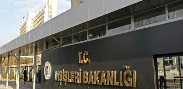 Dışişleri Bakanlığında Kritik Toplantı