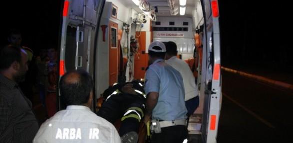 Diyarbakır'da Feci Kaza: 1 Polis Yaralı